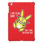 Tomo después de mi papá iPad mini protectores
