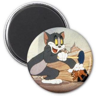 Tomo y émbolo de Jerry Imán Redondo 5 Cm