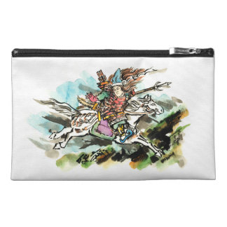 Tomoe Gozen/巴 Misaki Travel Accessory Bags