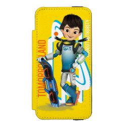 Incipio Watson™ iPhone 5/5s Wallet Case with Tomorrowland Transit Authority Logo design