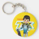 Tomorroland TTA Badge Keychain