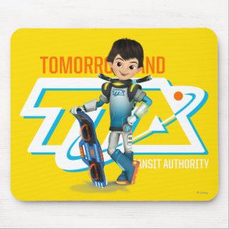 Tomorroland TTA Badge Mouse Pad