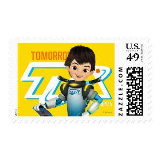 Tomorroland TTA Badge Postage Stamps
