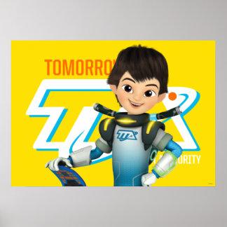 Tomorroland TTA Badge Poster