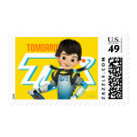 Tomorroland TTA Badge Stamps