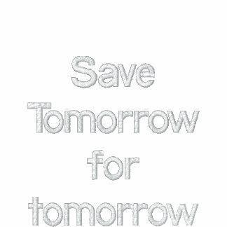 Tomorrow_ bordó Shirt_by Elenne Sudadera Bordada Encapuchada