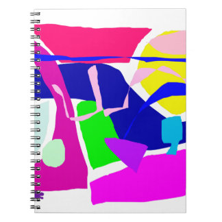 Tomorrow Moon Working Food Patience Goal Spiral Notebook