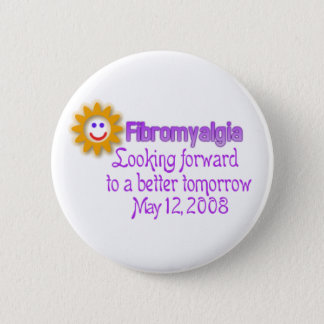 Tomorrow Pinback Button