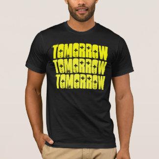 tomorrow- The Shakespeare Series -Macbeth T-Shirt