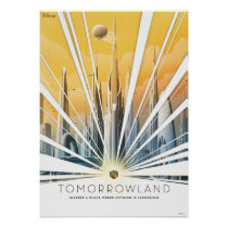 Tomorrowland City Poster