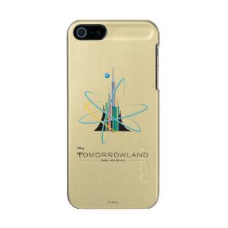 Tomorrowland: Haga el futuro Funda Para iPhone 5 Incipio Feather Shine
