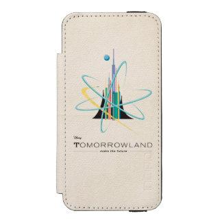 Tomorrowland: Haga el futuro Funda Cartera Para iPhone 5 Watson