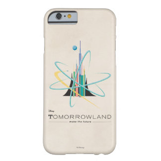 Tomorrowland: Make The Future Barely There iPhone 6 Case