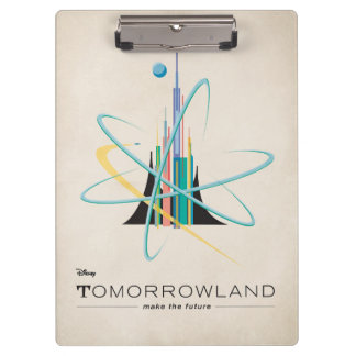 Tomorrowland: Make The Future Clipboard