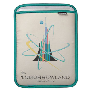Tomorrowland: Make The Future iPad Sleeve