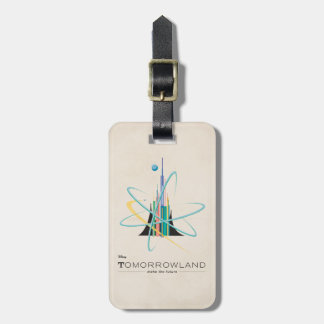 Tomorrowland: Make The Future Luggage Tag