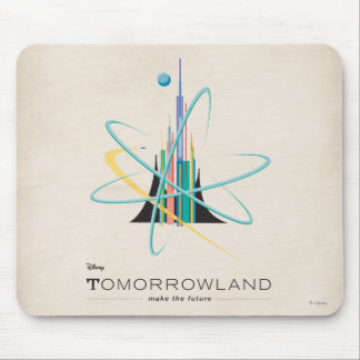 Tomorrowland: Make The Future Mouse Pad