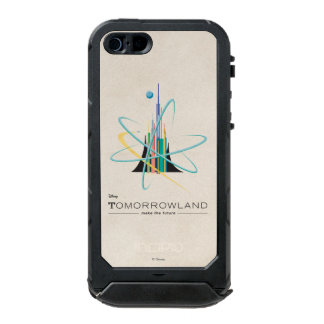Tomorrowland: Make The Future Waterproof Case For iPhone SE/5/5s
