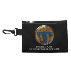 Clip On Accessory Bag with Disney Logos design