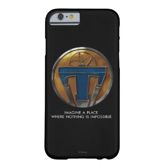 Tomorrowland Medallion Barely There iPhone 6 Case