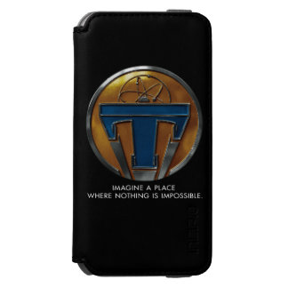 Tomorrowland Medallion iPhone 6/6s Wallet Case