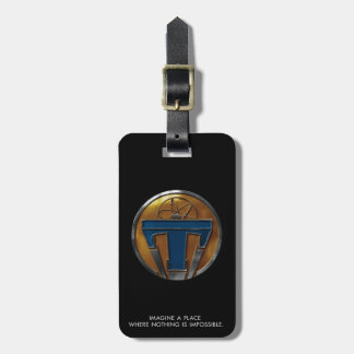 Tomorrowland Medallion Tag For Luggage