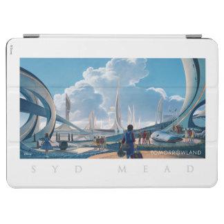 Tomorrowland por la aguamiel de Syd Cover De iPad Air