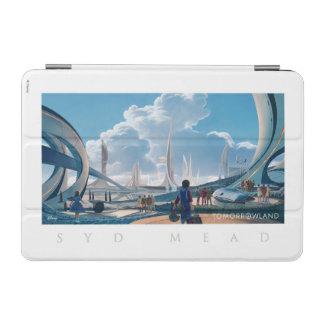 Tomorrowland por la aguamiel de Syd Cover De iPad Mini