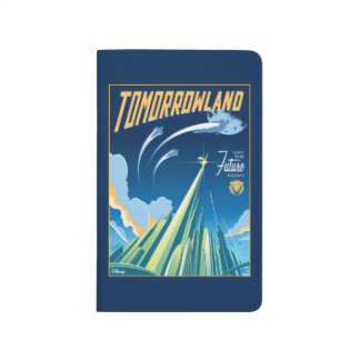 Tomorrowland: Visit The Future Today Journal