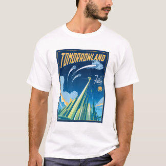 Tomorrowland: Visit The Future Today T-Shirt