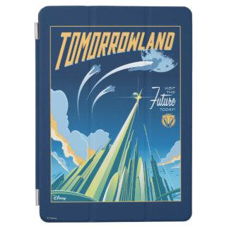 Tomorrowland: Visite el futuro hoy Cover De iPad Air