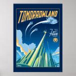 Tomorrowland: Visite el futuro hoy Póster