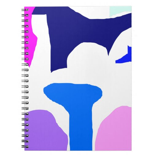 Tomorrows Sky Spiral Note Book