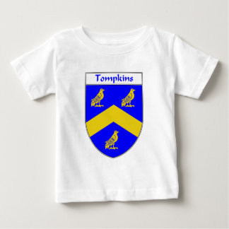 Tompkins Coat of Arms Baby T-Shirt