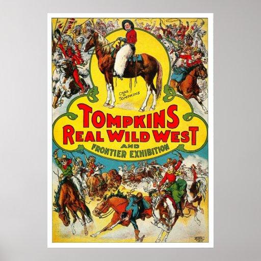 Tompkins Show - Print