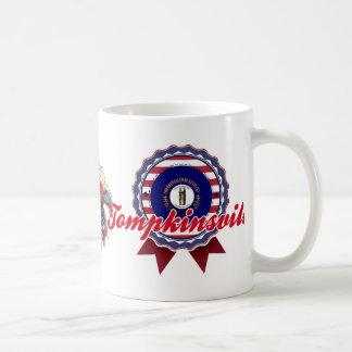 Tompkinsville, KY Coffee Mugs