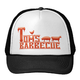 Tom's Barbecue Hat