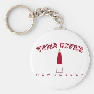 Toms River - Barnegat Lighthouse Key Chains