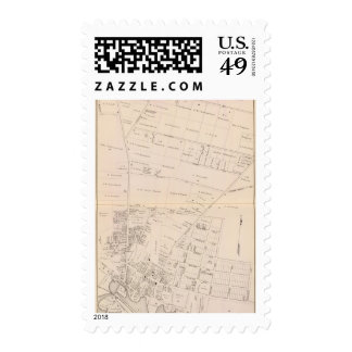 Toms River New Jersey Postage Stamp