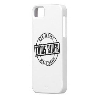 Toms River Title iPhone SE/5/5s Case
