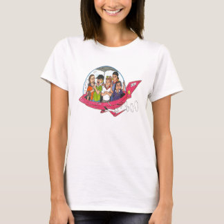 TOMSAC - Future Night on the town T-Shirt