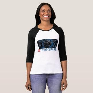 TomSQUARE - RoShamBo Original T-Shirt