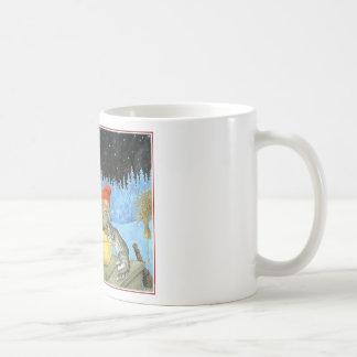 Tomte Nisse, aka Santa Clause Coffee Mug