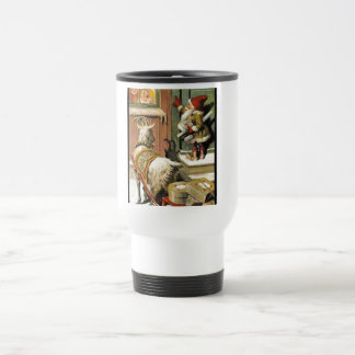 Tomte Nisse, aka Santa Clause Coffee Mugs