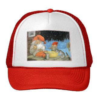 Tomte Nisse aka Santa Clause Trucker Hats