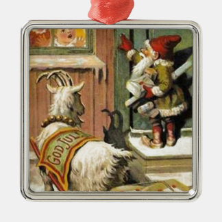 Tomte Nisse, aka Santa Clause Ornaments