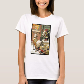Tomte Nisse, aka Santa Clause T-Shirt