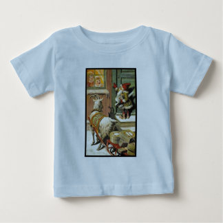 Tomte Nisse, aka Santa Clause Shirt