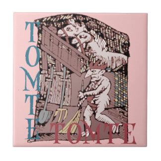 Tomte - Sweden Ceramic Tile