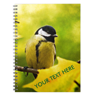 Tomtit - Dressed To The Season Notebook